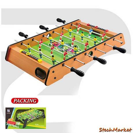 Настольный футбол 1065A деревянный