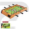 Настольный футбол 1065A деревянный, фото 2