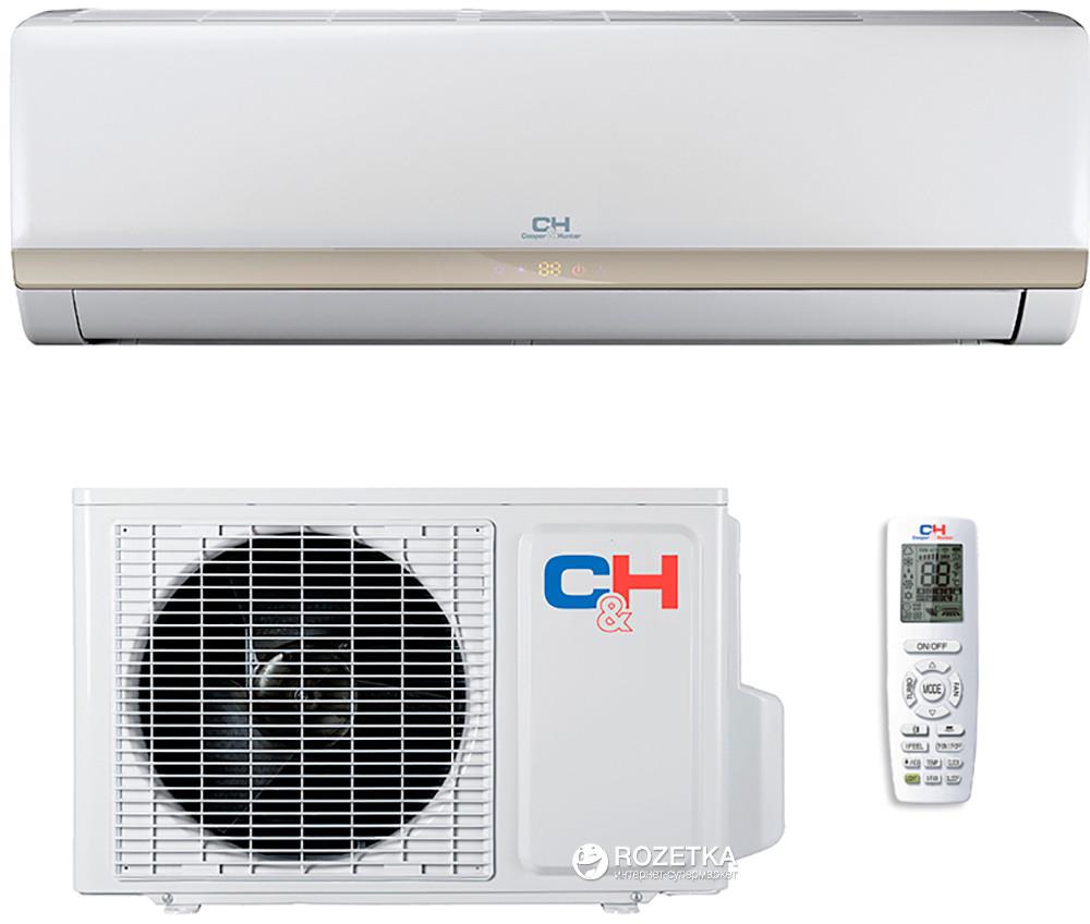 C&H Кондиционер AIR MASTER PLUS CH-S18RX7