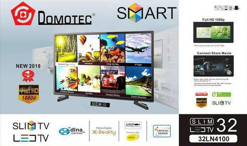 "Телевизор TV 32"" 32LN4100 DVB-T2 / SMART / ANDROID RAM-1GB MEM-8GB"