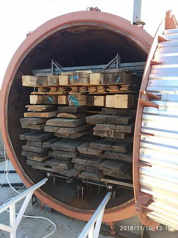 Комплект оборудования для термической обработки пиломатериалов, фото 2