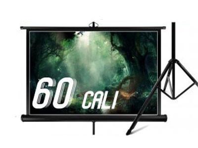 """Великий екран під проектор """"TRIPOD OVERMAX"""
