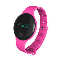 Фитнес-браслет Smart Noisy Bracelet 2018 Розовый (hub_TJF45321)
