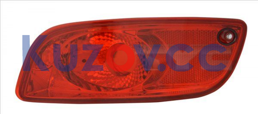 Фонарь задний Hyundai Santa Fe '06-09 правый (TYC)