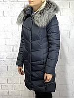 0309ec5a0ea Потребительские товары  Женские зимние кожаные куртки с мехом в ...