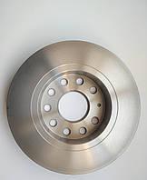 Задний тормозной диск Шкода Октавия А5 А7 255 Суперб Йети TRW Германия 1K0615601AB SkodaMag, фото 1