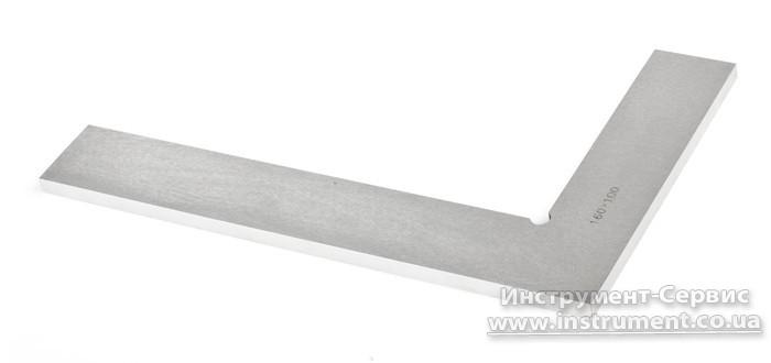 Угольник УП 60х40 поверочный слесарный плоский кл.1
