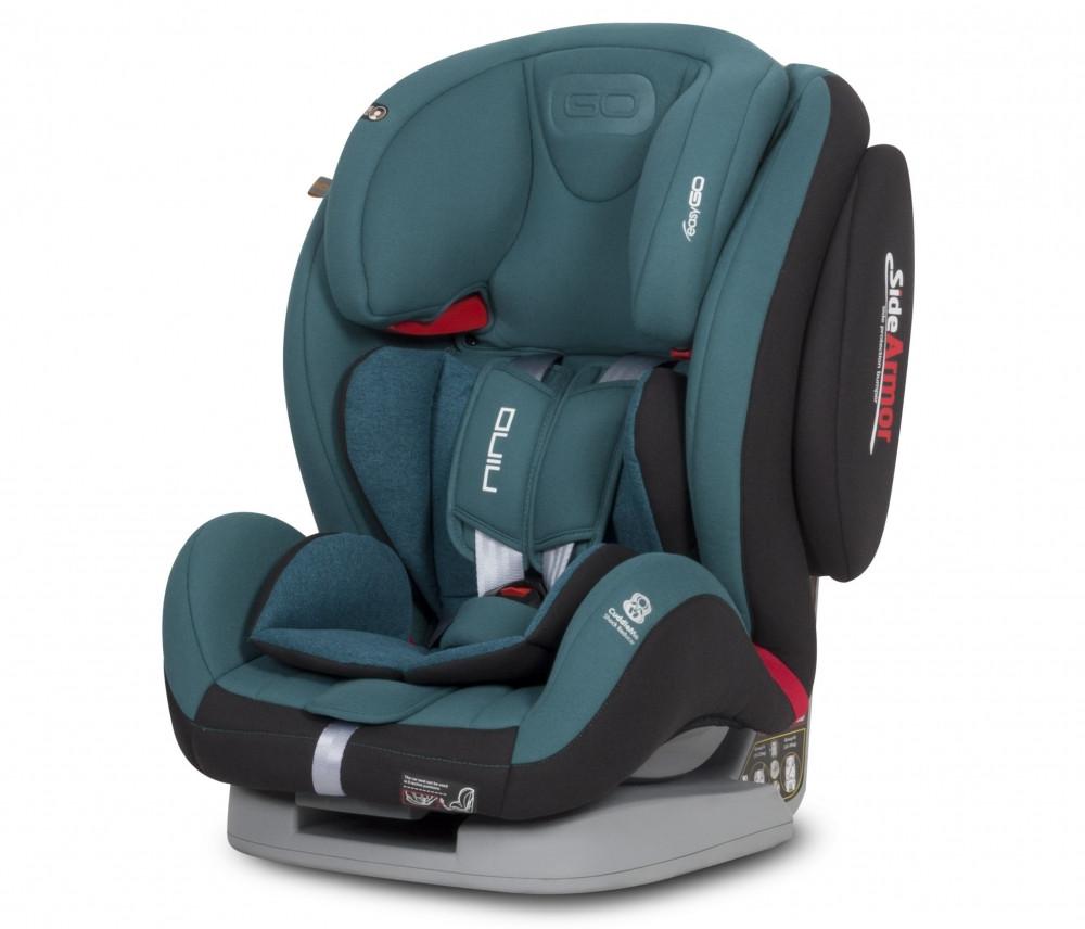 Детское автокресло EasyGo Nino adriatic (9-36 кг)