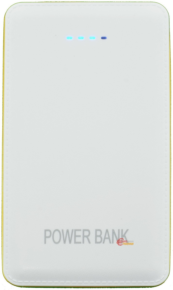 Зовнішнє зарядний пристрій Power Bank 12000A mAh FS 008
