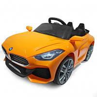 Детский электромобиль Машина «BMW» M 3985EBLR-7 Оранжевый