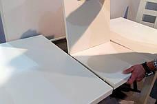 Стол обеденный   Классик Люкс  120 fn (белый,  ваниль RAL1013, бежевый RAL1015    ), фото 3