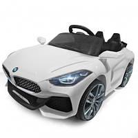 Детский электромобиль Машина «BMW» M 3985EBLR-1 Белый