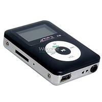 MP3 плеєр + LCD black