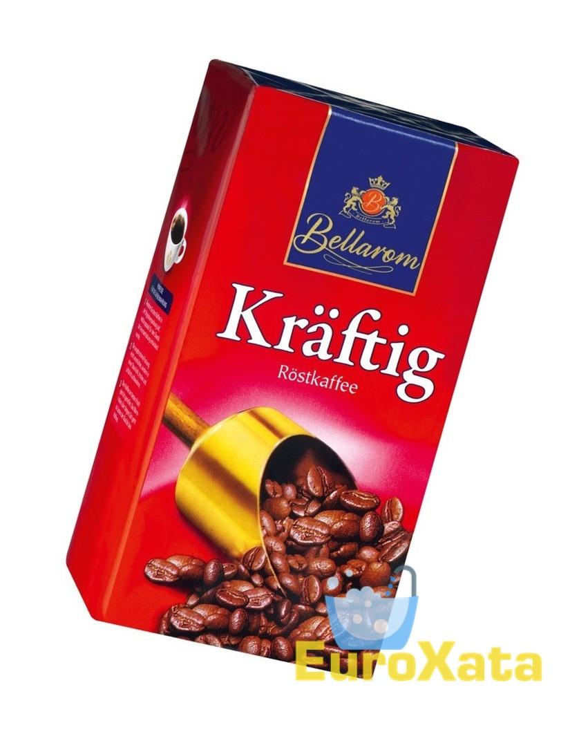 Кофе молотый Bellarom Kraftig 100% крепкий (500 гр) Германия