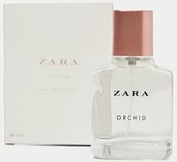 ZARA Orchid 30 ml Парфюмированная вода (оригинал подлинник  Испания)
