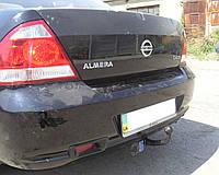 Фаркоп на Nissan Almera B10 Classic (с 2006--) Ниссан Альмера Класик