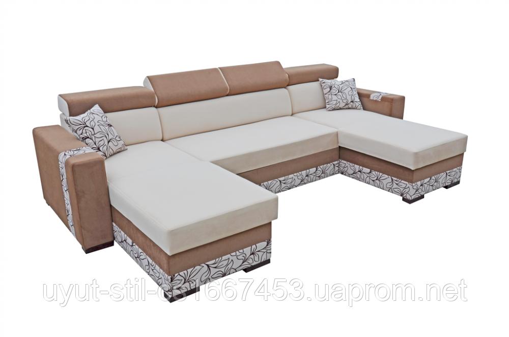 """Кутовий диван """" СТРАДО - П """""""