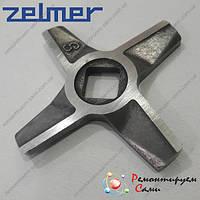 Оригинал нож для мясорубки Зелмер MM1200