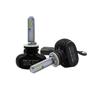 Комплект светодиодных LED ламп Xenon S1 H27
