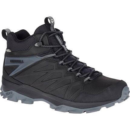 Ботинки Оригинальные мужские зимние Merrell Thermo FREEZE WP J42609 Black Чёрные, фото 2