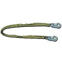 Строп-цепь с 2-мя карабинами (малый+малый) (без пояса)