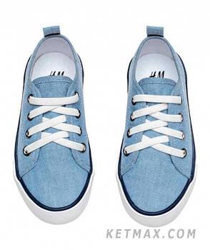 Мокасины H&M унисекс, фото 2