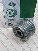 Демпферный шкив генератора (обгонная муфта) INA 535 0012 10