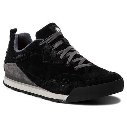 Ботинки Оригинальные мужские Merrell BURNT ROCK TURA SUEDE J32881 Black , фото 2