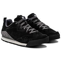Ботинки Оригинальные мужские Merrell BURNT ROCK TURA SUEDE J32881 Black , фото 3