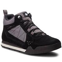 Ботинки Оригинальные мужские Merrell BURNT ROCK TURA MID SIEDE J32877 Black  Чёрные def5ad3f06c66