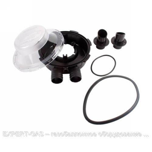 Вентиляционная коробка Atiker LPG тип 00
