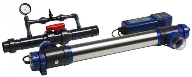 Ультрафиолет для бассейна Filtreau UV–C Ozone с озонатором