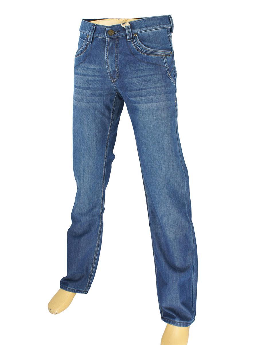 Стильные мужские джинсы Differ E-1938 SP.0889-12 на флисе