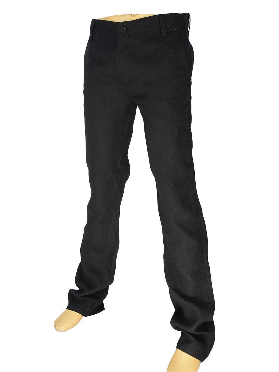 Чоловічі чорні джинси Cen-cor CNC-3033 C-1