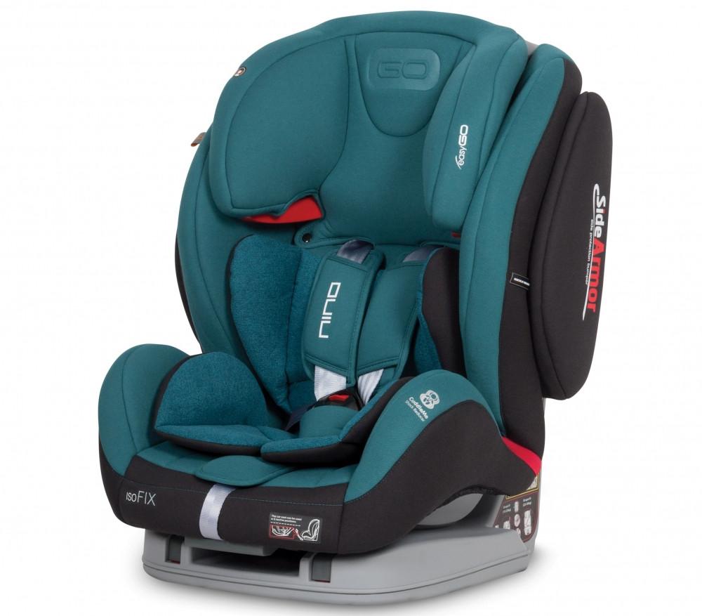 Детское автокресло EasyGo Nino Isofix adriatic (9-36 кг)