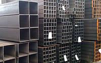 Труба профильная стальная 50х25х2,0мм ГОСТ 8639-82