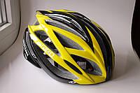 Шлем велосипедный Giro ionos yellow v2