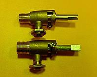 Кран для газовой плиты Электа ( резьба 16 мм)