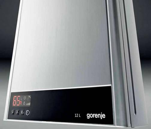 Водонагрівач проточний газовий GORENJE GWH 12 NFEAC, фото 2