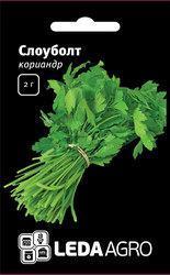 """Семена корианда Слоуболт, 10 гр., ТМ """"ЛедаАгро"""""""