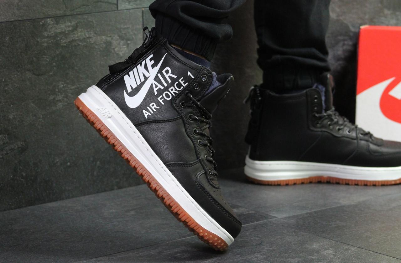 83c618c6 ... Мужские кроссовки Nike Air Force Black/White (в наличии 41 43 44 45 р  ...