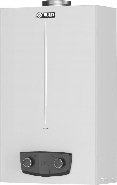 Газовий проточний водонагрівач TIBERIS Micra 10