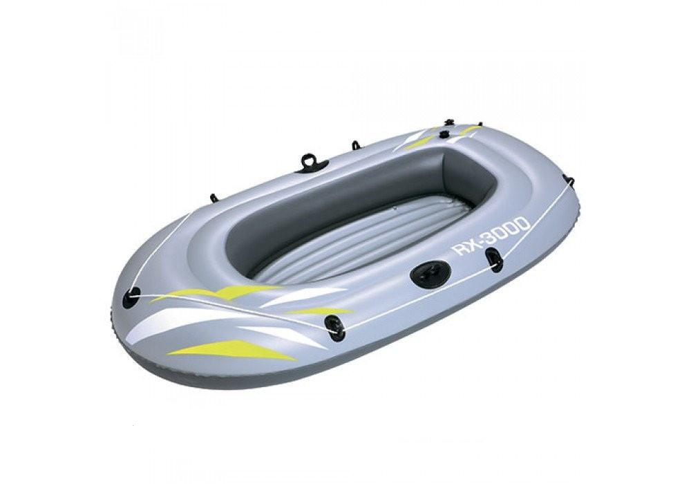 Одноместная надувная лодка Bestway 61103 човен Човен