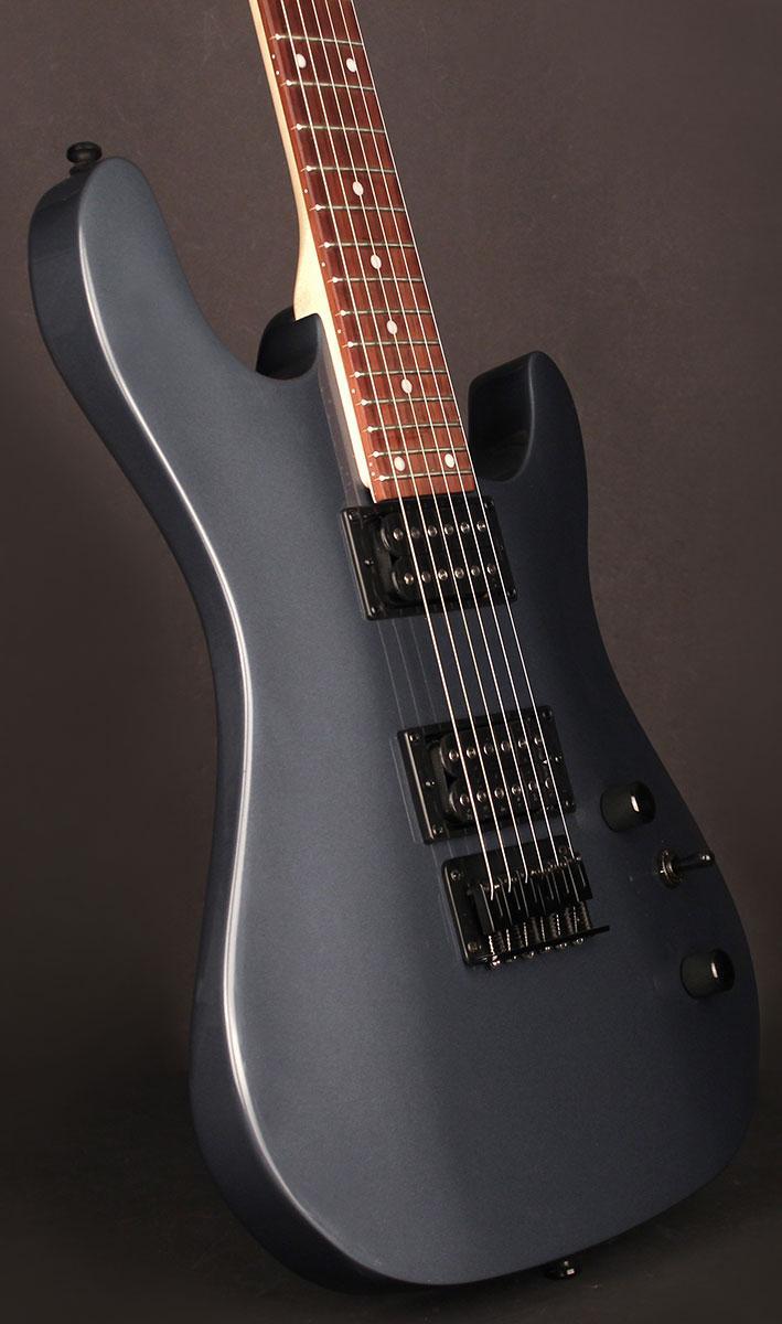 Електрогітара CORT KX100 (Metallic Ash)