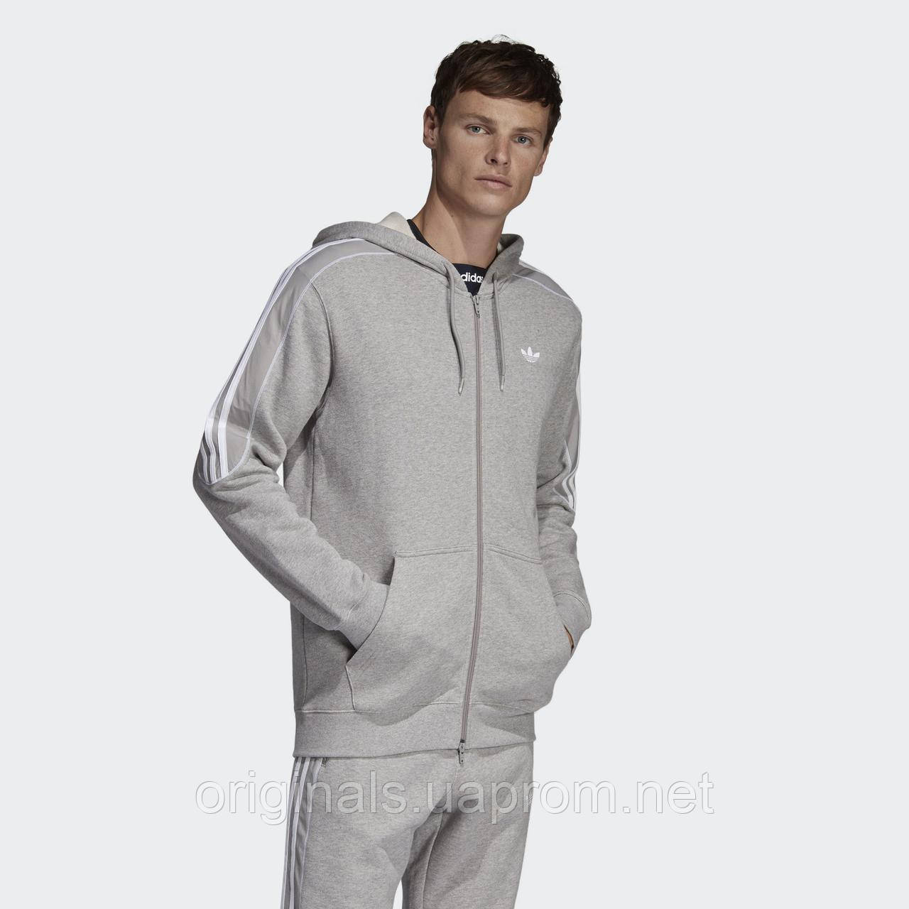 Толстовка мужская adidas Radkin Hoodie DU8140