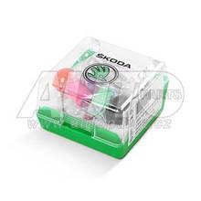 Лампочки сервісний набір H4 для Skoda Fabia 3 з протифотуманкой