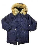 Куртка для мальчика подростка Парка