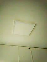 Накладний світильник панель PN1-600x600-m-40W 4000K 3600лм CRI 80 600х600х40 10560-н, фото 1