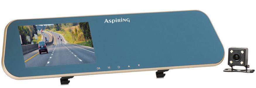 Відеореєстратор ASPIRING REFLEX 1