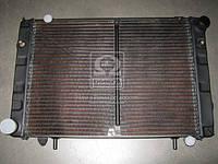 Радиатор водяного охлаждения МЕДНЫЙ ГАЗ 3302 3-х рядный под рамку (TEMPEST)